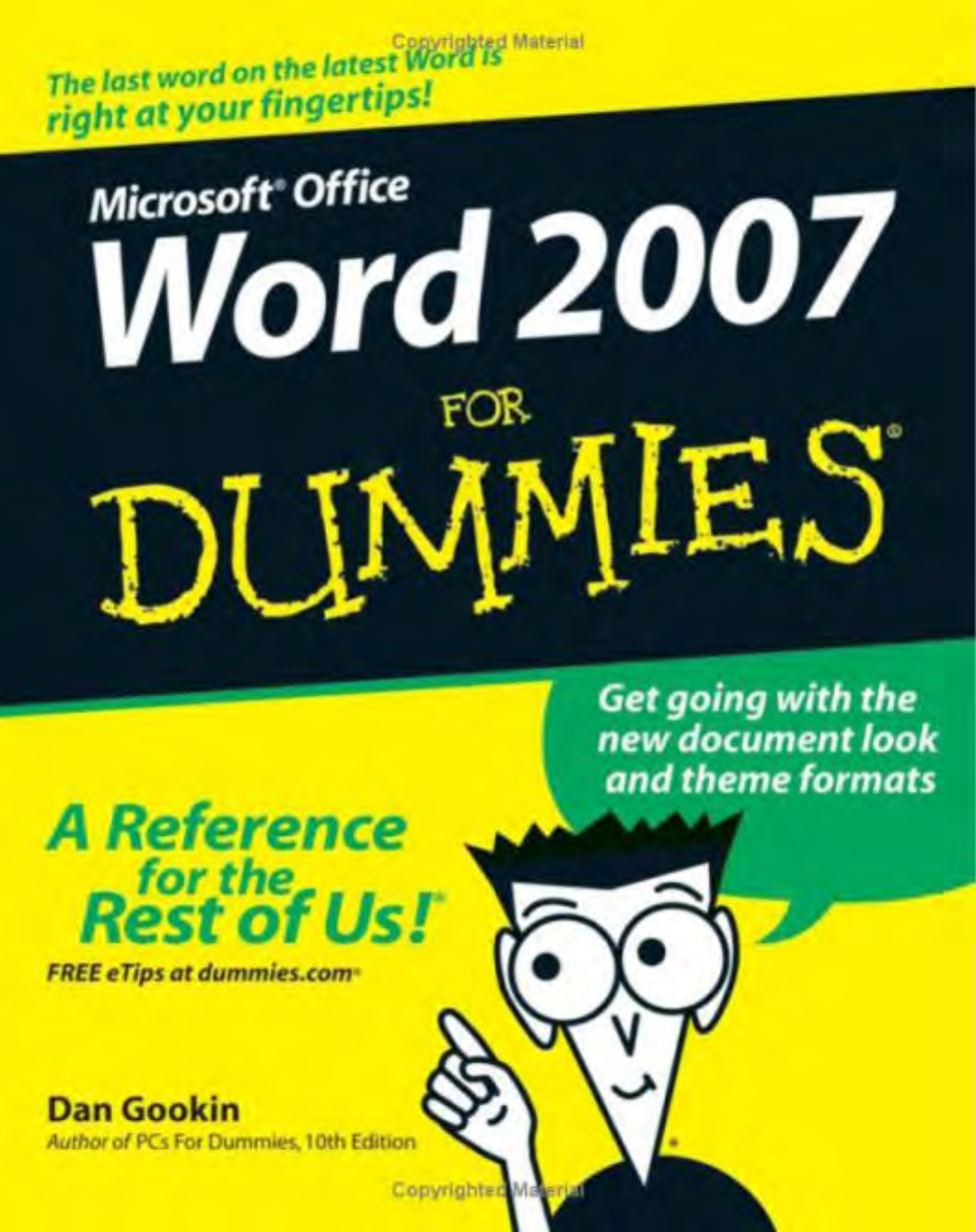 Microsoft word 2007 for dummies fandeluxe Images