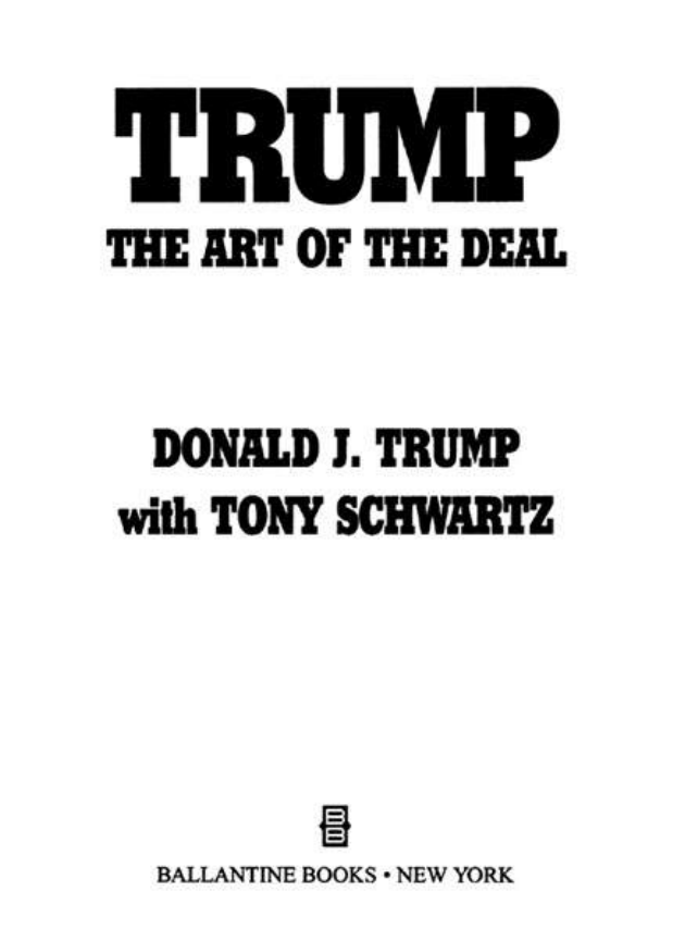Trump the art of the deal the art of the deal is a commonsense guide to personal finance in practical advice books as in life there are no guarantees fandeluxe Images