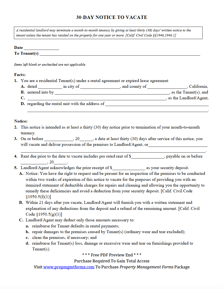 Property Management Forms | Contracts, Agreements, Templates