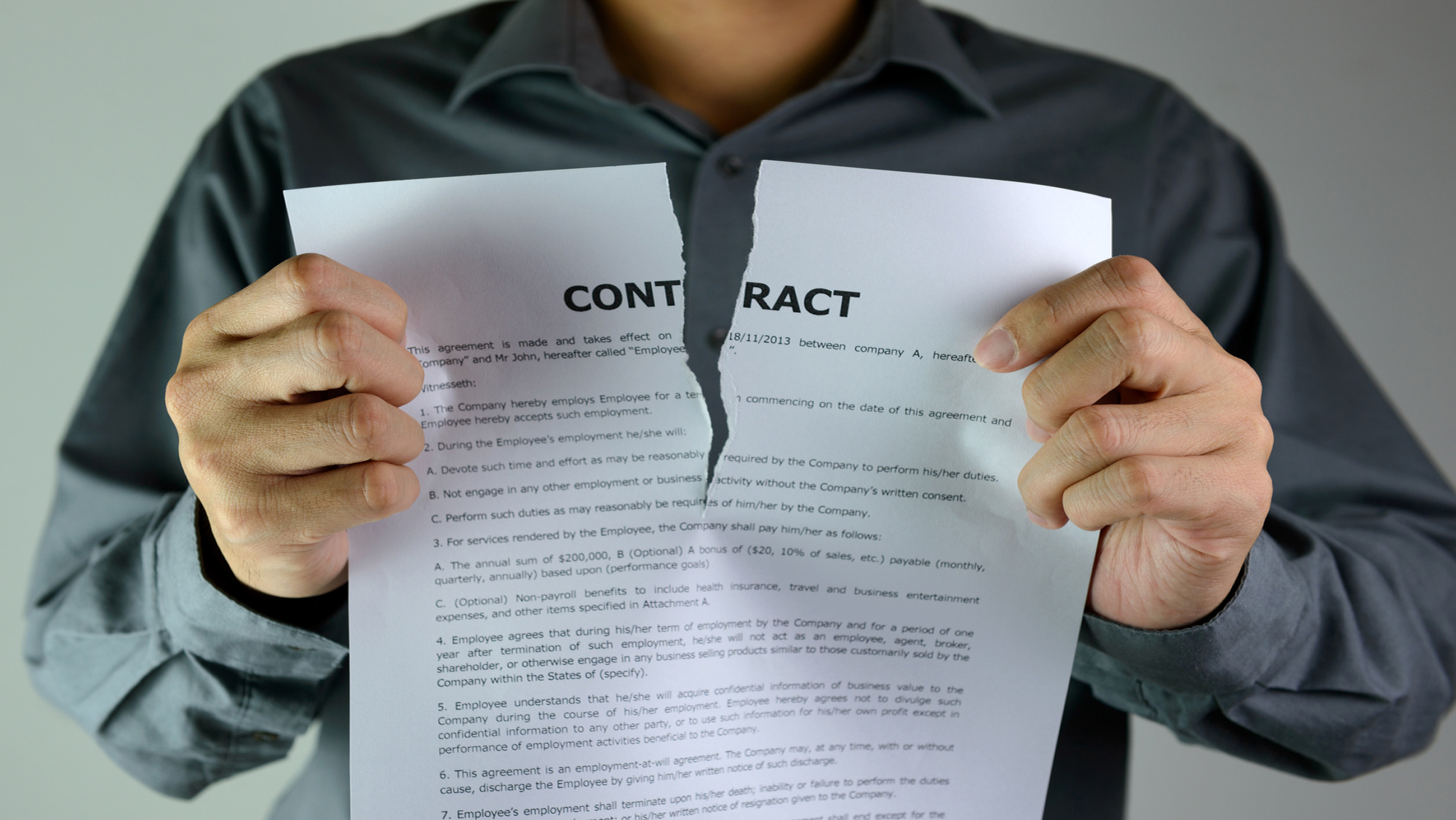 30 Day Notice To Terminate Property Management Agreement Property
